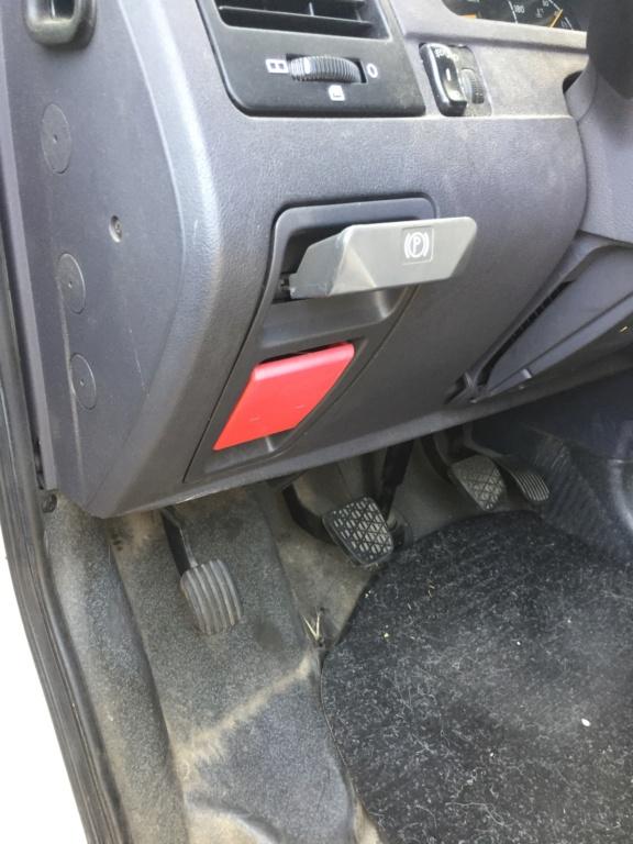 Frein à main (parking ) ne fonctionne plus sur Vito 108 cdi Img_9714