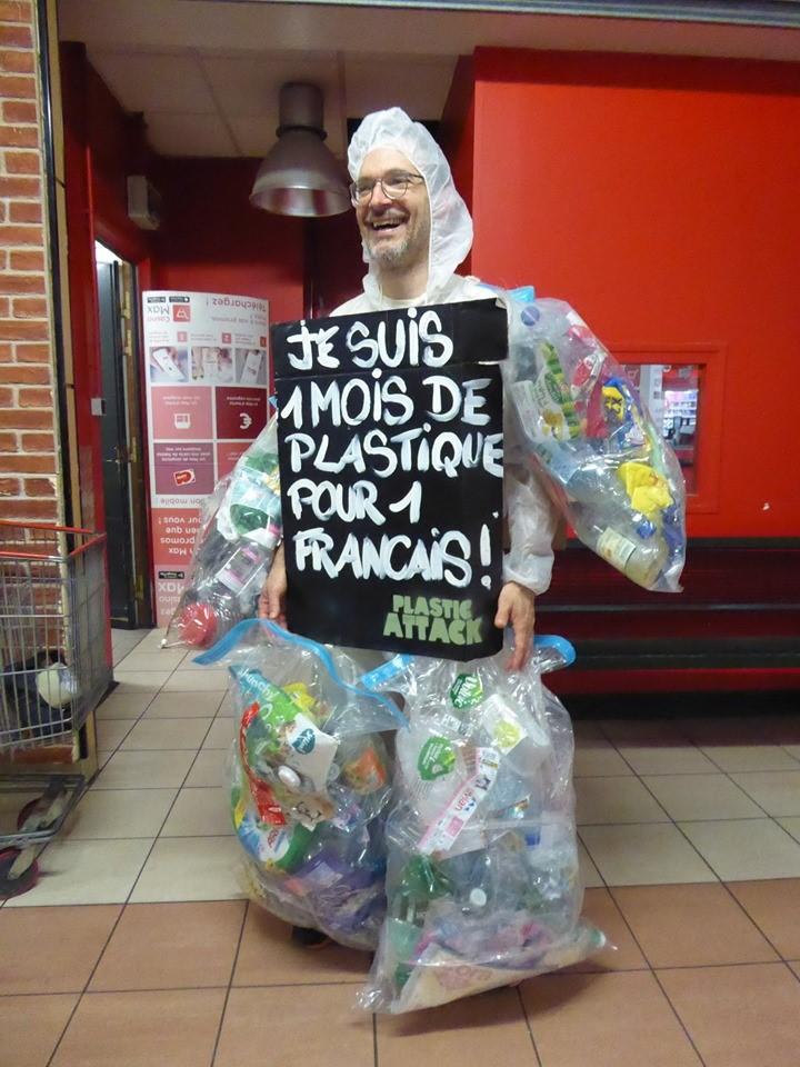 21/09/19 des plastics attacks en co-organisation avec le World Clean Up Day Ardennes  65313413