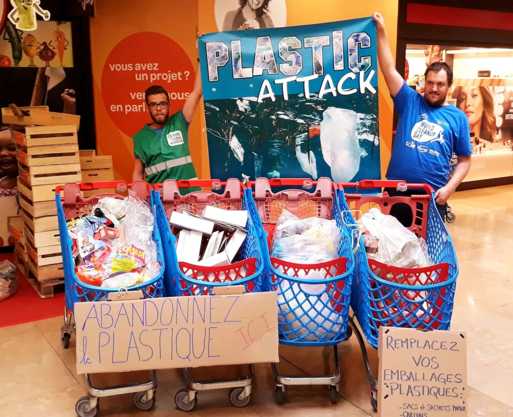 21/09/19 des plastics attacks en co-organisation avec le World Clean Up Day Ardennes  - Page 2 70735910