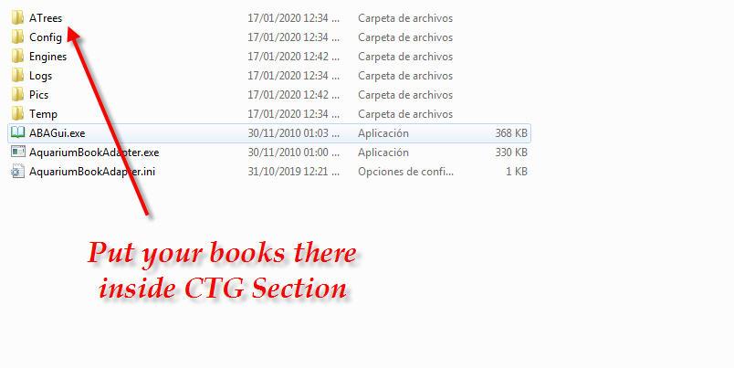 Tutorial: Aquarium Book with CTG Books 310