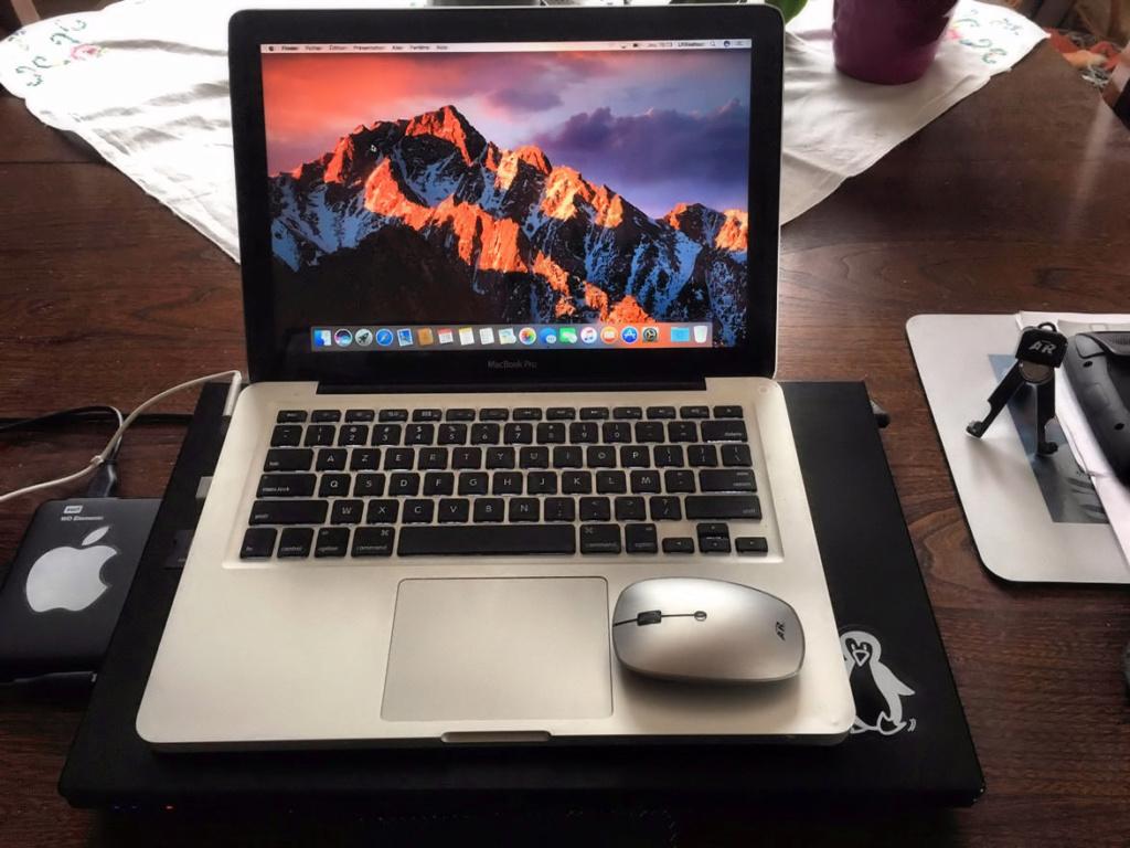 Vends ordinateur portable Mac Pro 13'' Img_2111
