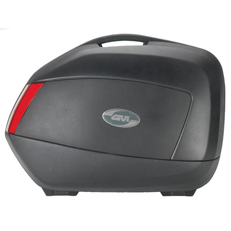 Vends habillage noire pour valise Givi V35.... V35_no11