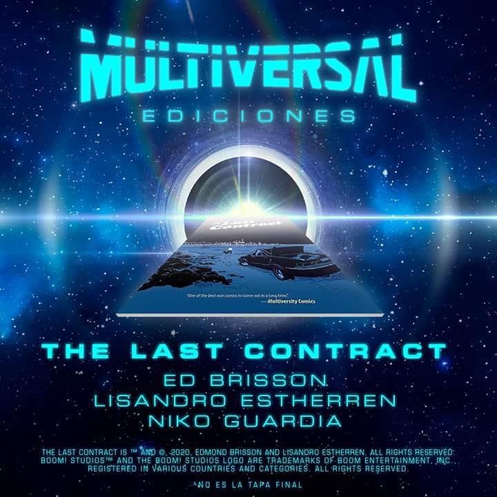 Multiversal Ediciones Multiv10