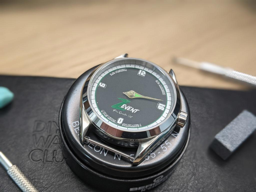 Ma montre parfaite n'existe pas ? Bon ben je la fais alors ! Pxl_2016