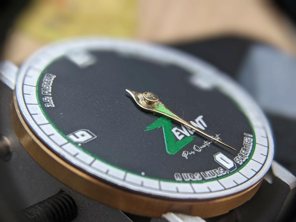Ma montre parfaite n'existe pas ? Bon ben je la fais alors ! Pxl_2017