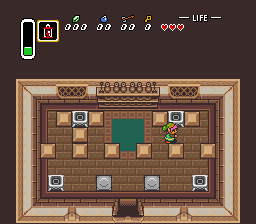 Zelda: Secrets of the Past in MSU1 The_le13
