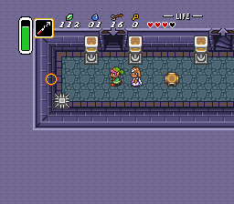 Zelda: Secrets of the Past in MSU1 The_le16