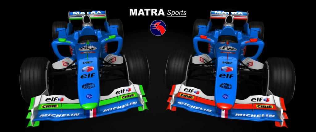 [F1] Formation des écuries - Teams creation Equipe12