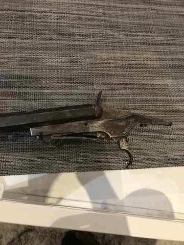 Fusil inconnu B4518410