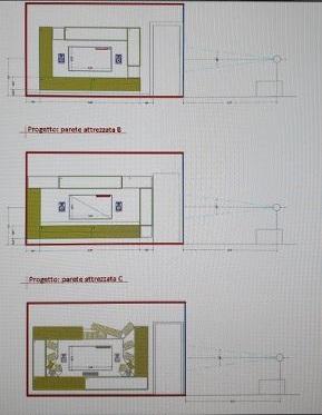 Configurazione impianto 2 canali Parete10