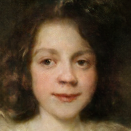 votre portrait à partir de peintures et d'intelligence artificielle  Index210