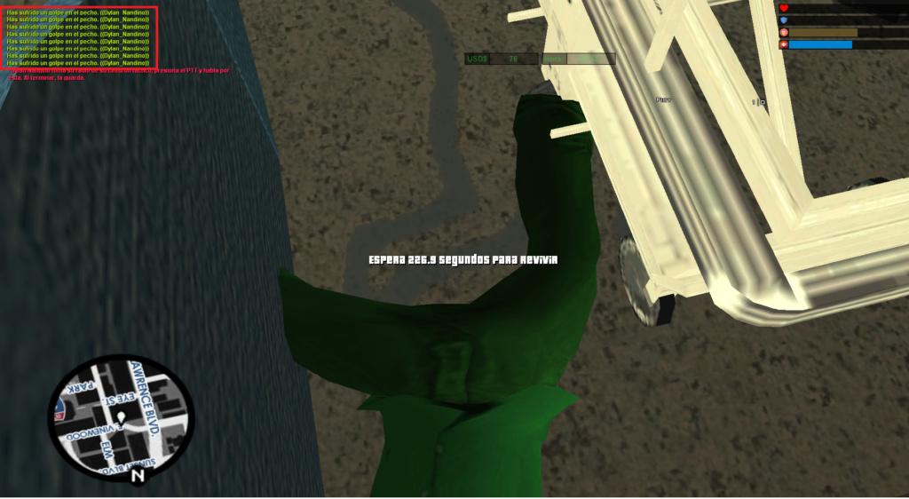 Perdida De Armas Por AntiRol Denunc16