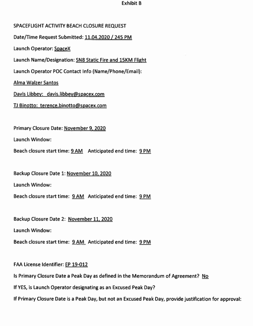 Starship SN8 (Boca Chica) (1/2) - Page 18 20201110