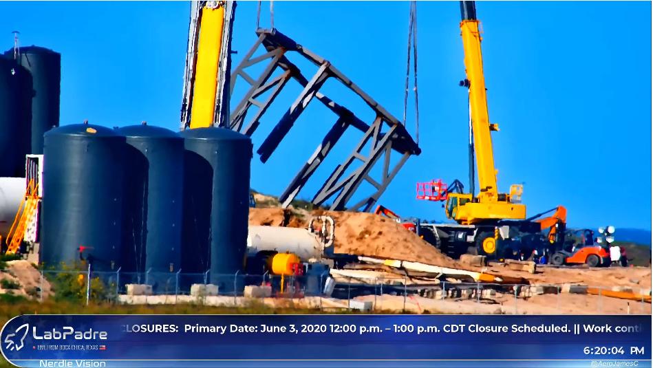 Site de lancement de Boca Chica au Texas - Page 11 Captur11