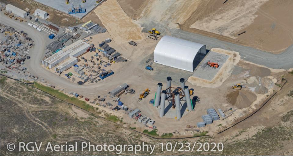 Site de lancement de Boca Chica au Texas - Page 20 Captur15