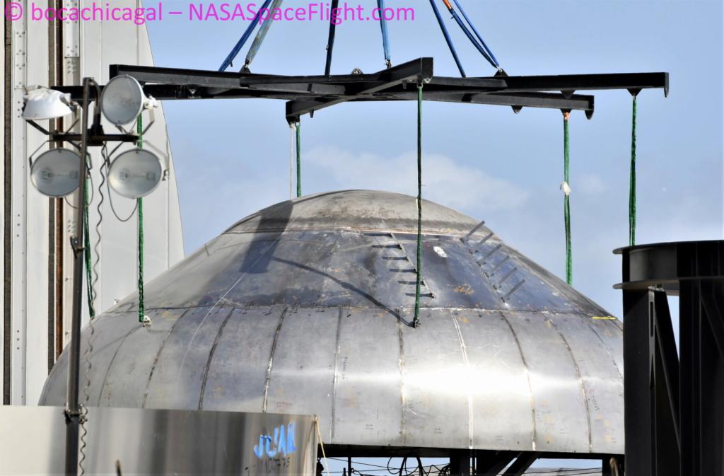 Starship SN7.1 (Boca Chica) Dsc_0510