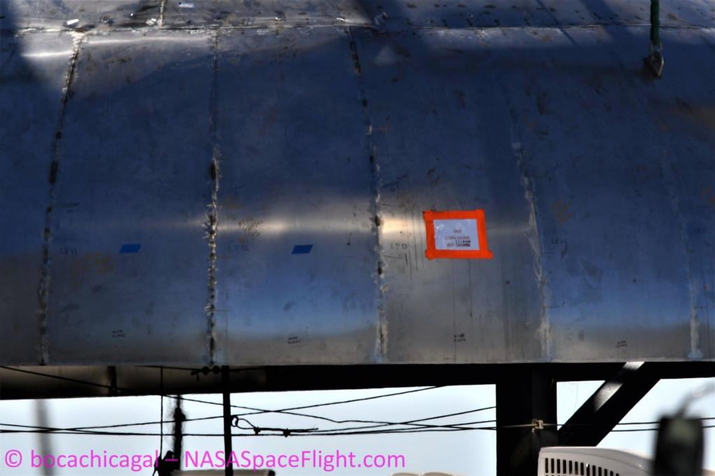Starship SN8 (Boca Chica) (1/2) Dsc_3211