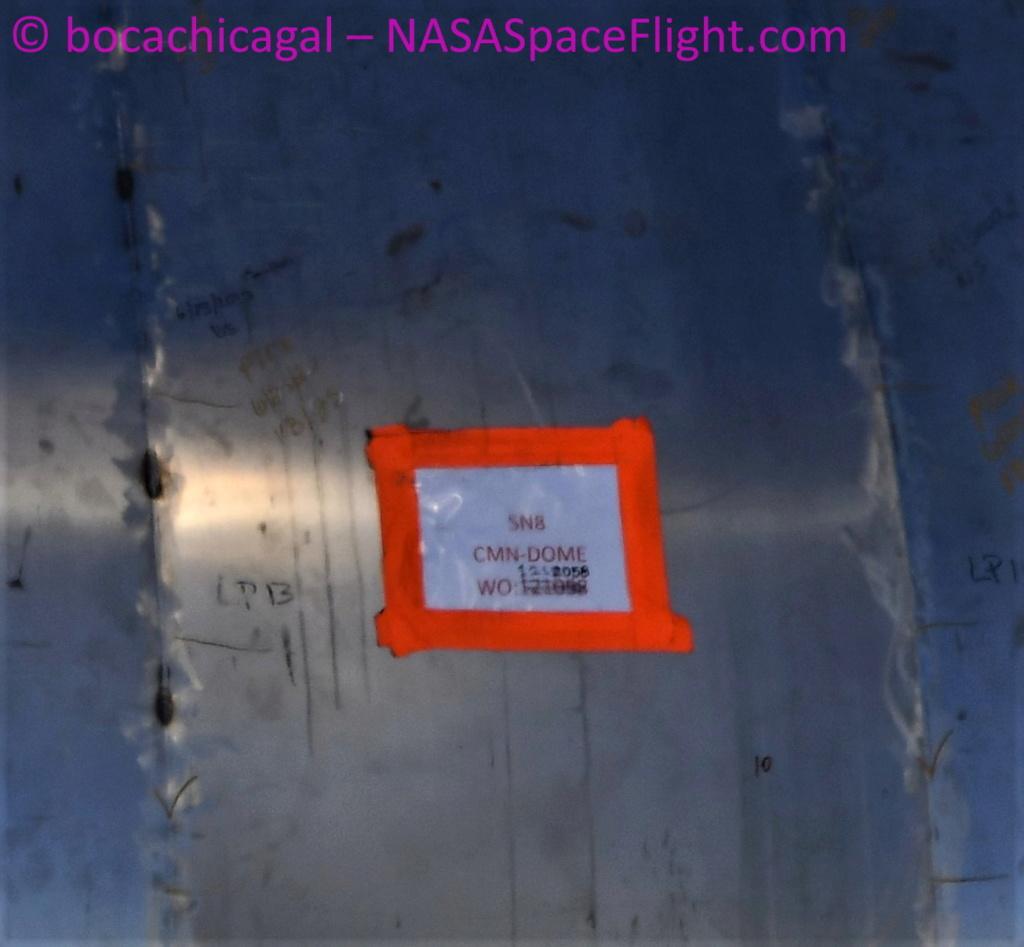 Starship SN8 (Boca Chica) (1/2) Dsc_3212