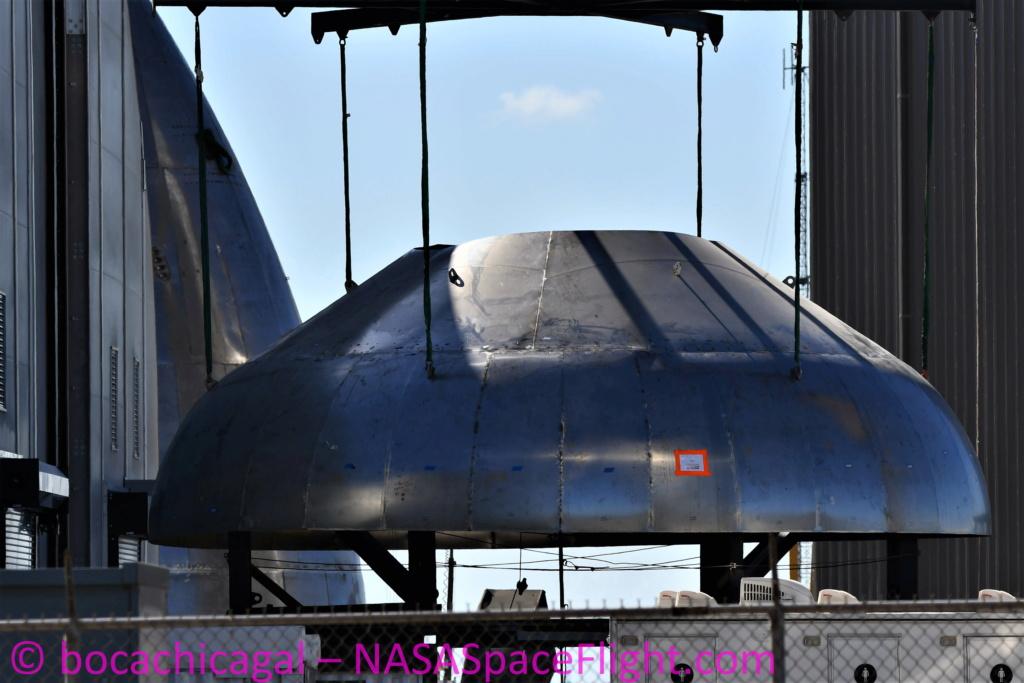 Starship SN8 (Boca Chica) (1/2) Dsc_3213