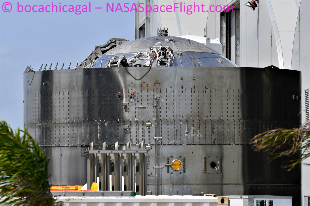 Starship SN9 (Boca Chica) - Page 2 Dsc_7714