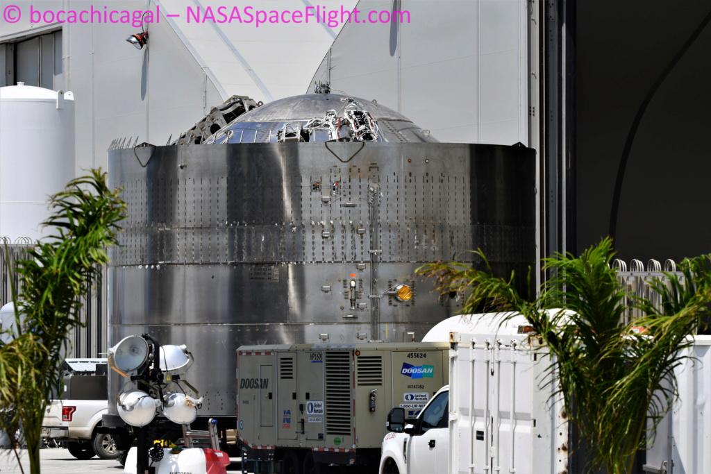 Starship SN9 (Boca Chica) - Page 2 Dsc_7715
