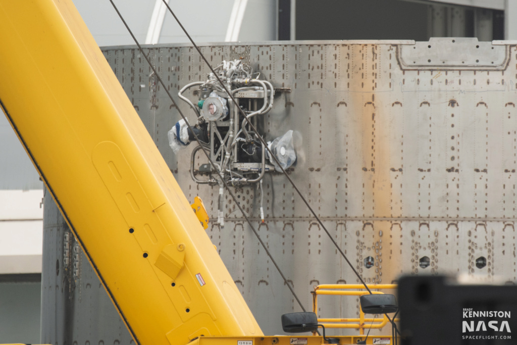 Starship (B4 + S20) - 1er vol orbital - BC (Starbase) - NET Août 2021 - Page 9 Image010