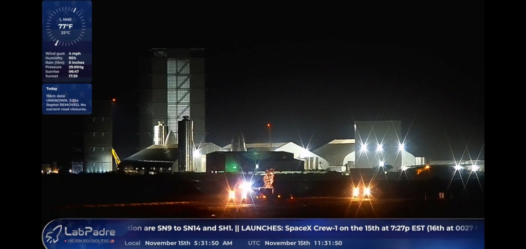 Starship SN8 (Boca Chica) (1/2) - Page 22 Screen12