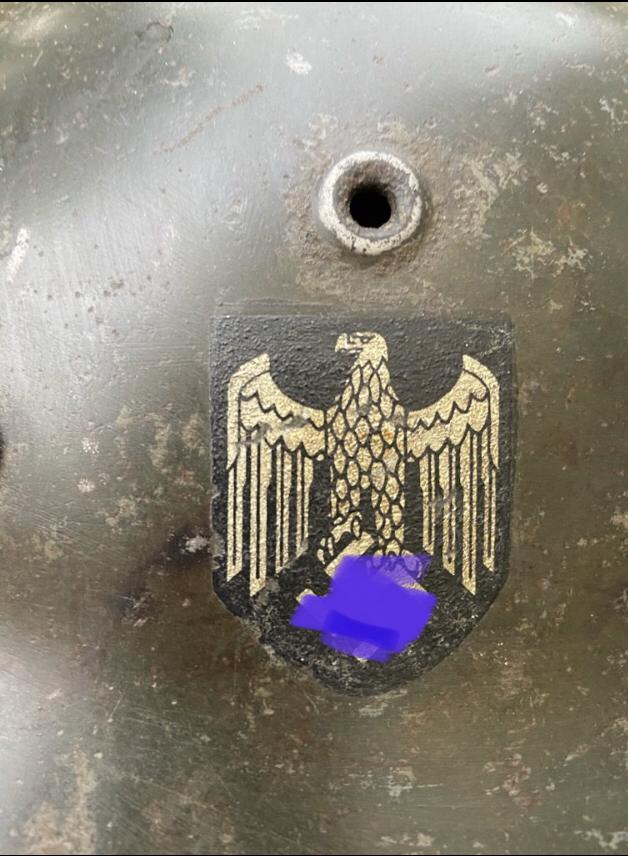 Casque allemand  2ac32c10