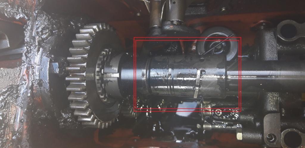 [MF 147 Ebro]  Tractor se paró, embrague nuevo... F10