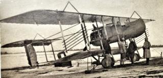identifier avion de chasse 1917 Farman10