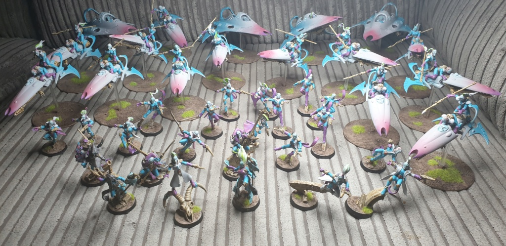 Ever growing army of death 20200416