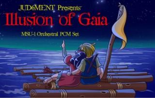 Illusion of Gaia|Time / Gaia Trilogy II Iog_fi10