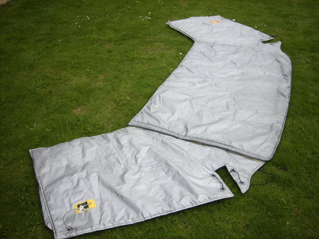 Thermal Windscreen Covers Spa51210
