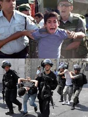 La Palestine: Un peuple qui souffre. Slimane Lagra Page14