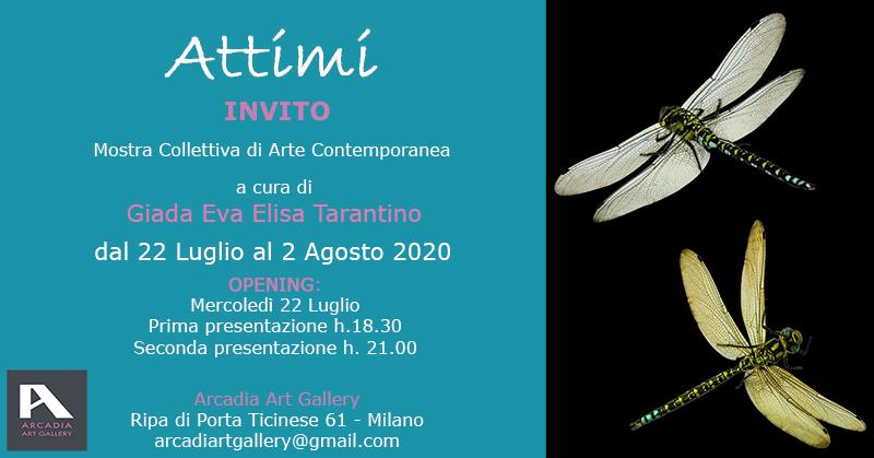 ATTIMI - Mostra di Arte Contemporanea Attimi10