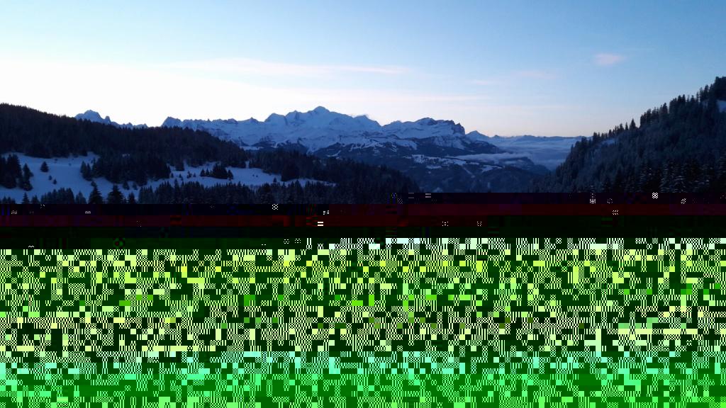 un peu de blanc des alpes 20210110