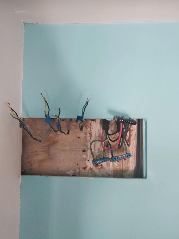 changement tableau électrique secondaire 510
