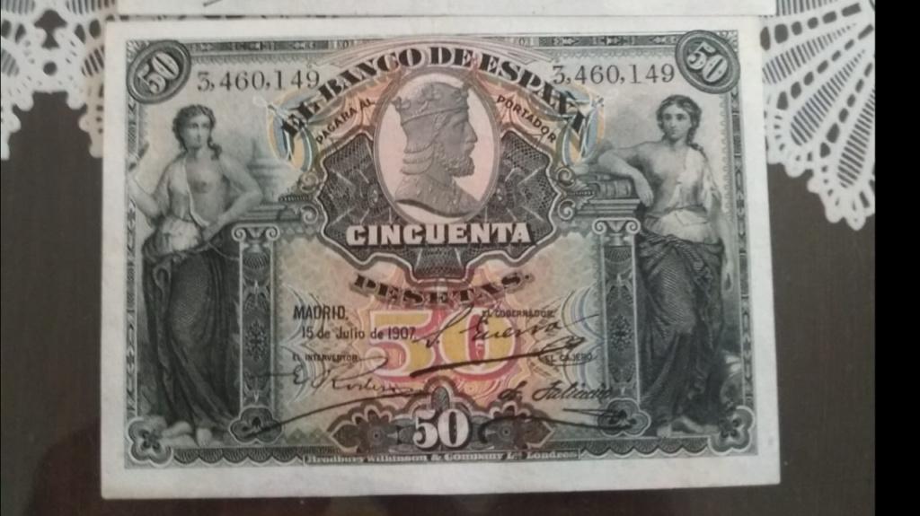 50 pesetas de Julio de 1907 50_pes11