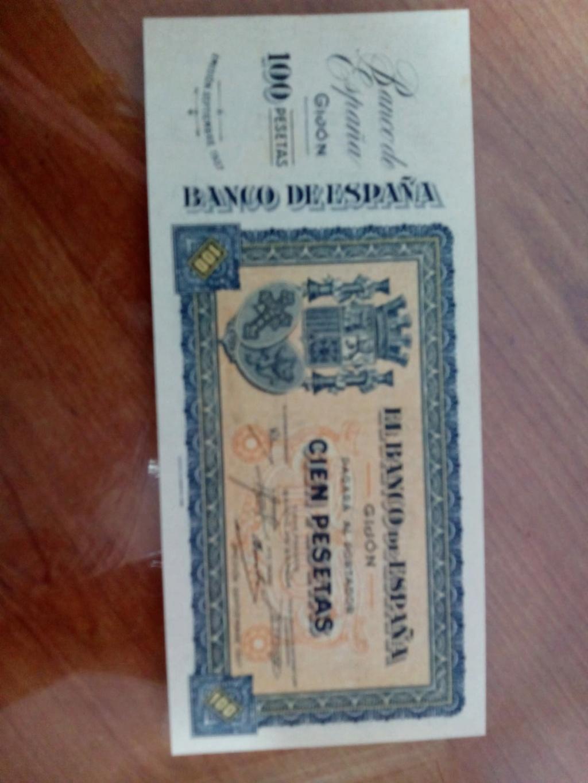 billete de Gijon de 50 pesetas de 1937 Y PRUEBA del 100 pesetas Gijon_11