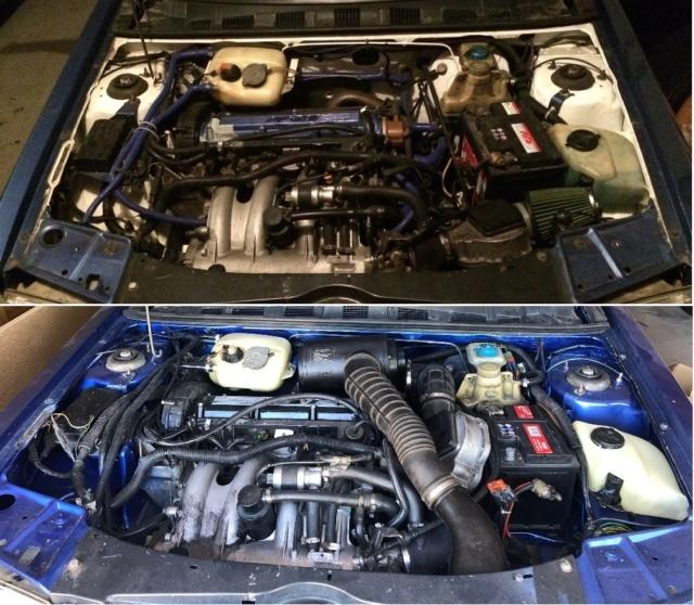 [69] 309 GTI16 - 160cv - AM90 - Bleu Miami - Une Lyonnaise Moteur13