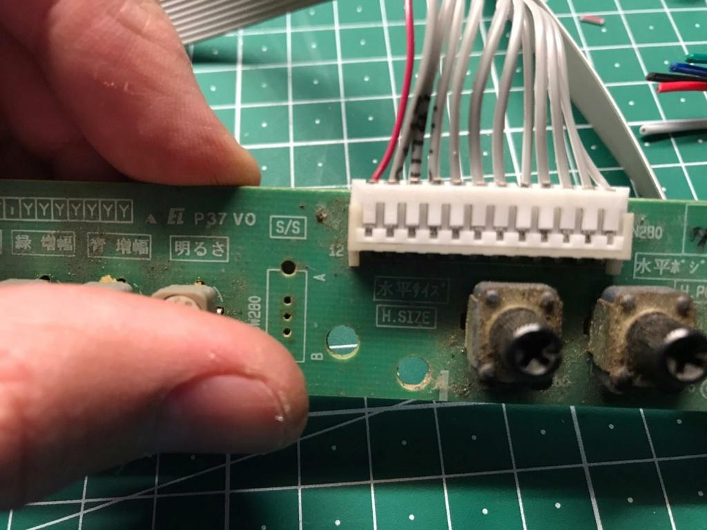 Repro nappes télécommandes Tosh NNC/E3 Bouz, MS9-29, MS8-29, MS8-25 ... Inside10