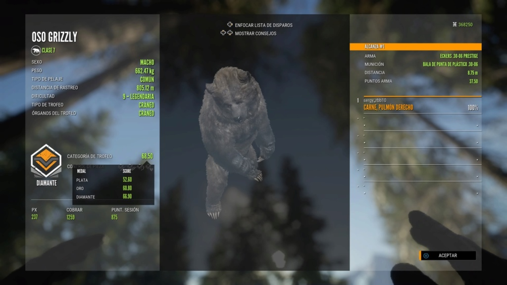 TOP 5 OSO GRIZZLY Ps_app18
