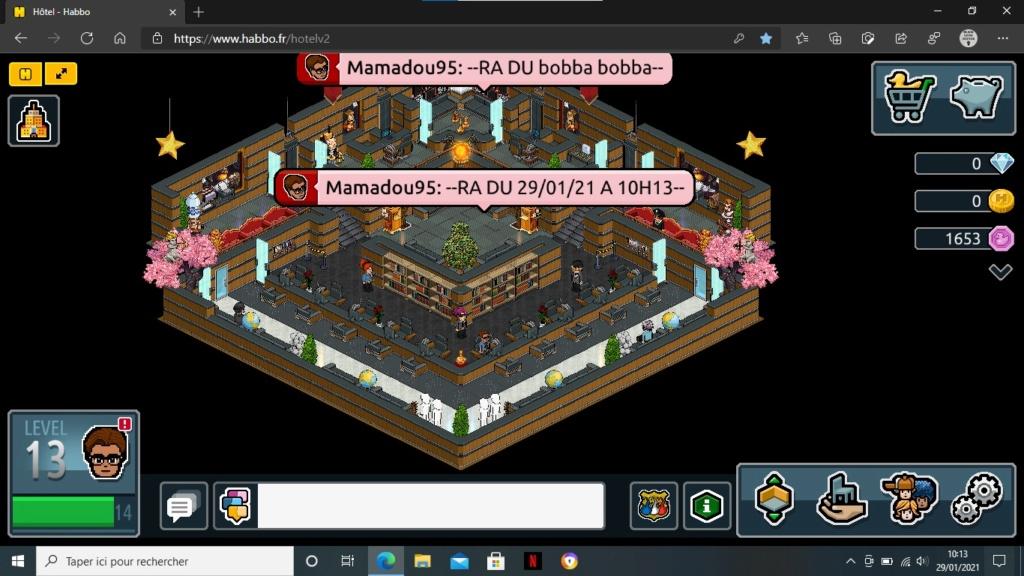 [C.M] Rapports d'activités de Mamadou95 Sans_t11