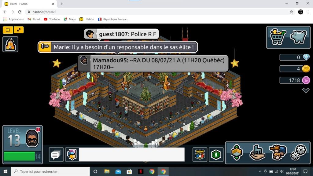 [C.M] Rapports d'activités de Mamadou95 Sans_t17