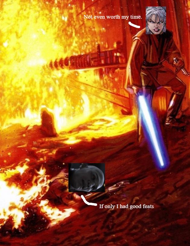 Stomper Showdown R2 #2 - Return! Darth Malgus (Janix) vs An'ya Kuro (Darth Durin's Baneling) 2021-010