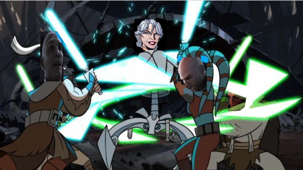 Stomper Showdown R2 #2 - Return! Darth Malgus (Janix) vs An'ya Kuro (Darth Durin's Baneling) 2021-012