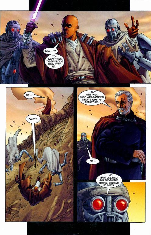 SS - Mace Windu (KnightfallVader / alex s) vs Darth Tyranus (Darth Dorin's Baneling)  54430410