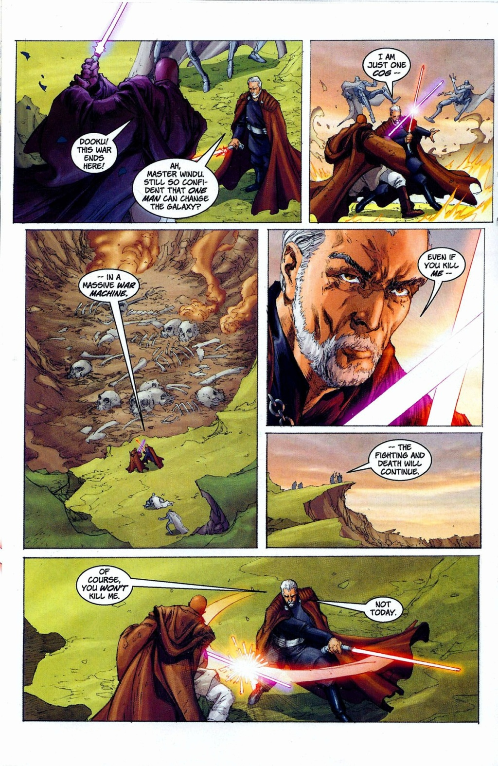 SS - Mace Windu (KnightfallVader / alex s) vs Darth Tyranus (Darth Dorin's Baneling)  A9613810