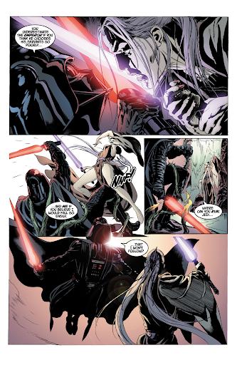 Stomper Showdown R2 #2 - Return! Darth Malgus (Janix) vs An'ya Kuro (Darth Durin's Baneling) Duel712
