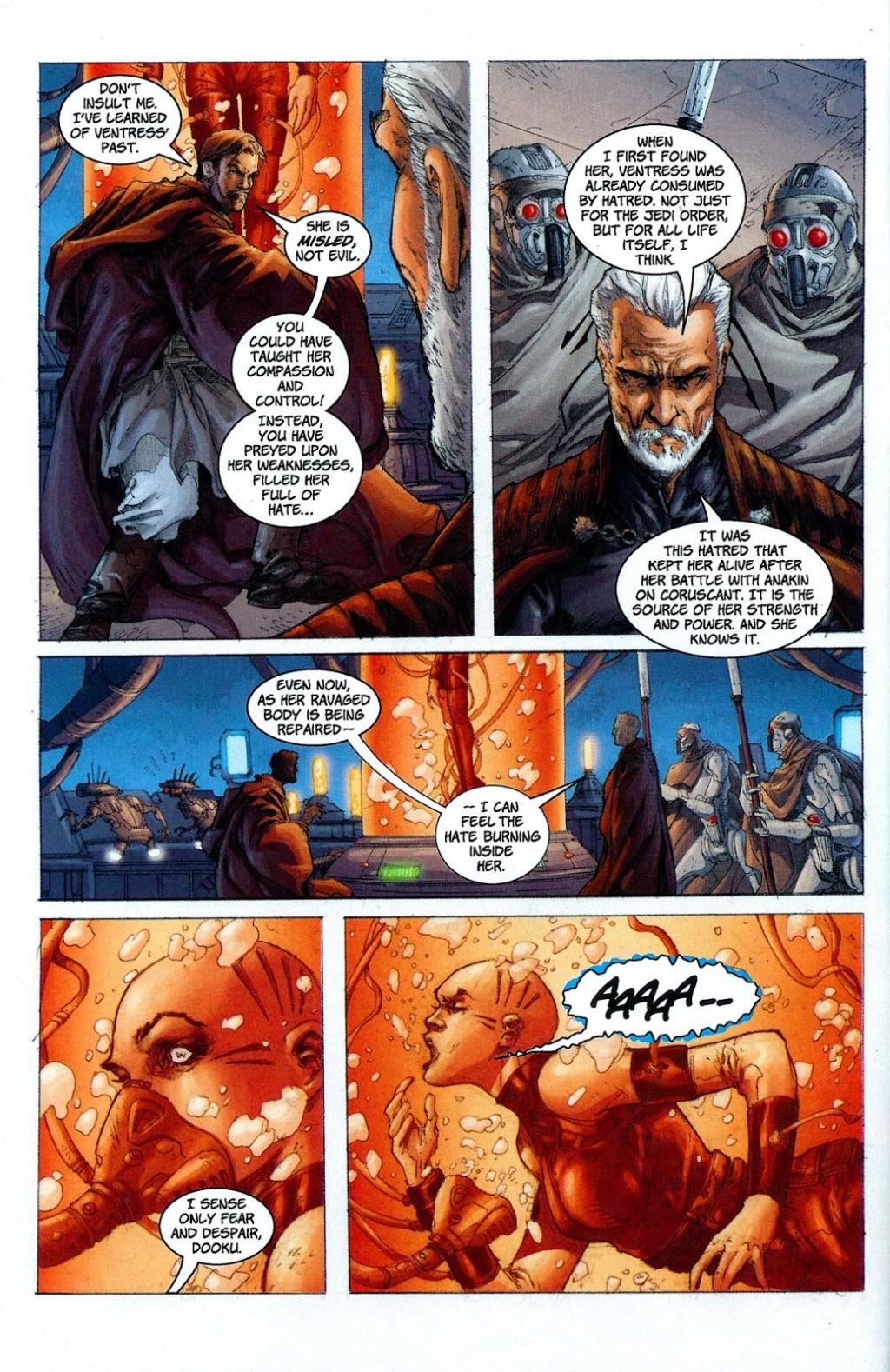 SS - Mace Windu (KnightfallVader / alex s) vs Darth Tyranus (Darth Dorin's Baneling)  Rco00410